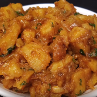 Spicy-Potato-curry