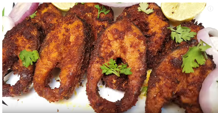 Fish fry recipe simple and delicious fish fry for Easy fish fry recipe