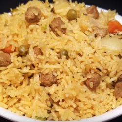 Soya-Biryani-Recipe