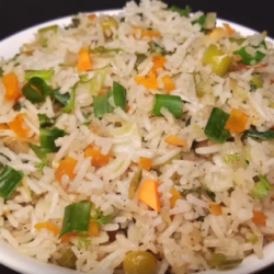 Vegetable-Fried-Rice