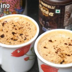 Restaurant Style Cappuccino Coffee