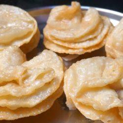Sweet Poori Recipe