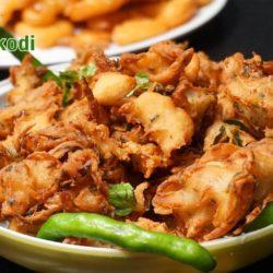 Biyyam Pindi Onion Pakodi