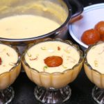 Custard Gulab Jamun Recipe