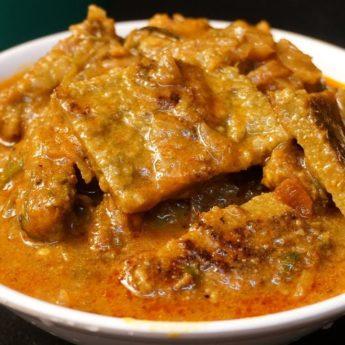 Pesarattu Pulusu Curry