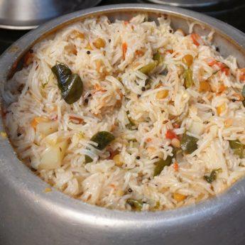 Semiya Upma in Cooker