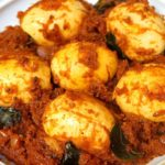Spicy Egg Karam Recipe