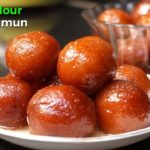 Wheat Flour Gulab Jamun