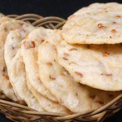 rice flour healthy snack