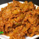Beerakaya Fry