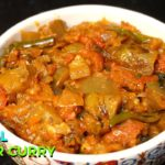 Brinjal Pepper Curry
