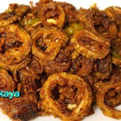 Kakarakaya Curry Recipe