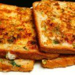 Dosa Toast