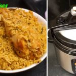 Rice Cooker Pulav