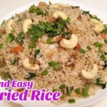 Simple Egg Fired Rice Recipe