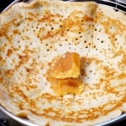 Sweet Bellam Dosa Recipe