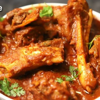 ANDHRA STYLE MUTTON CURRY
