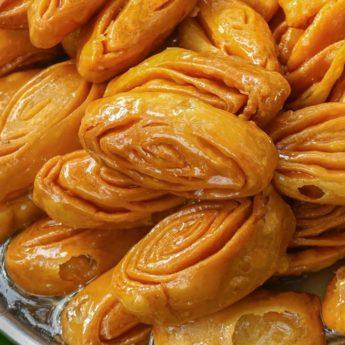 Madatha Kaja Recipe