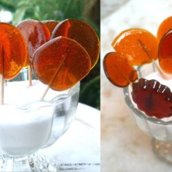 Honey Lollipop Recipe