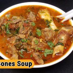Mutton Bone Soup Recipe