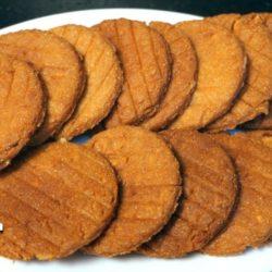 Godhuma Pindi Bellam Biscuits