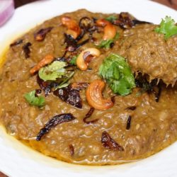 Homemade Mutton Haleem