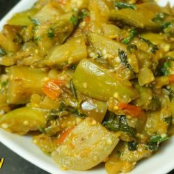 Vankaya Methi Curry